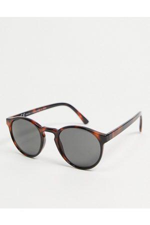 Weekday Spy Sunglasses in Brown