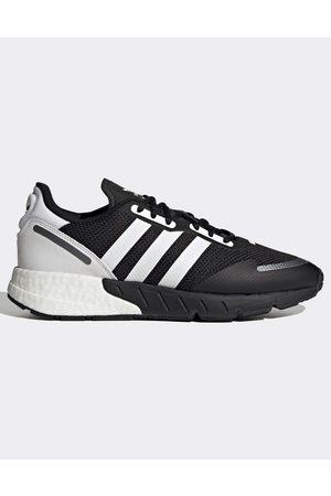 adidas Originals ZX 1K boost trainers in core black