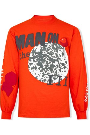 "Kid Cudi Homem T-shirts & Manga Curta - Return 2 Madness T-shirt ""CPFM For MOTM III"""