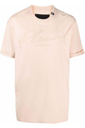 Philipp Plein Signature-logo T-shirt