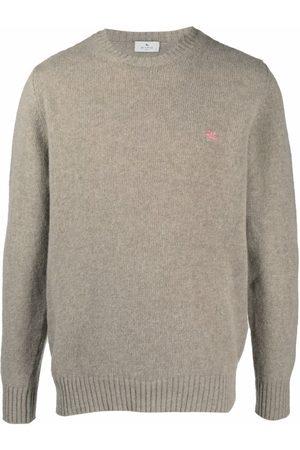 Etro Wool-knit jumper