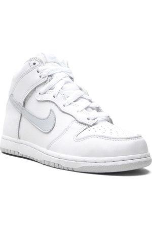 Nike Menino Ténis - Dunk High SP 'Pure Platinum' sneakers