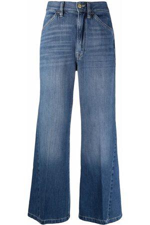 Frame Senhora Boyfriend - Le Baggy mid-rise wide-leg jeans
