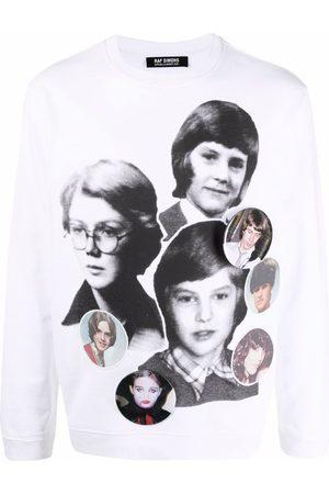 RAF SIMONS Graphic print sweatshirt