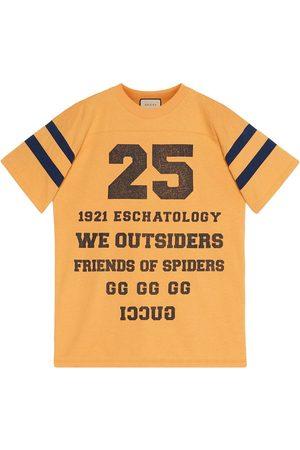 Gucci 25 ' print T-shirt