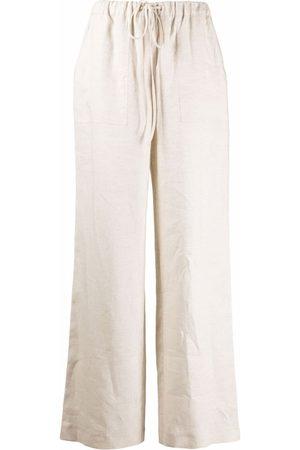12 STOREEZ Linen palazzo pants