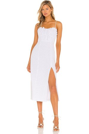 MAJORELLE Harper Midi Dress in - . Size L (also in XXS, XS, S, M, XL).