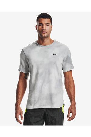 Under Armour Rival Terry T-shirt Grey