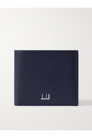 Dunhill Full-Grain Leather Bifold Wallet