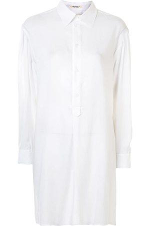 Yohji Yamamoto Oversize tunic blouse