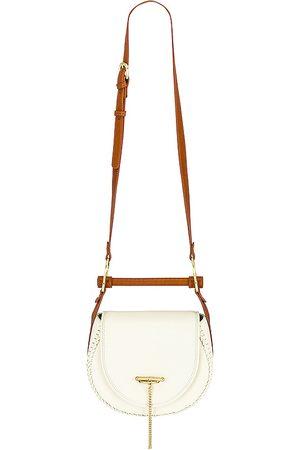 Sancia Babylon Fob Bag in - White. Size all.