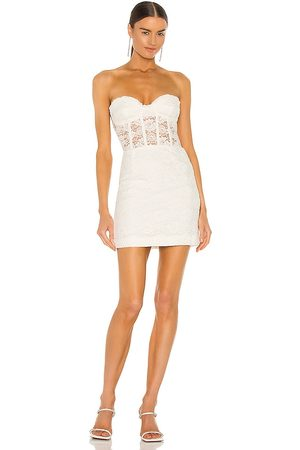 Bardot Lace Corset Mini Dress in - . Size S (also in XS).