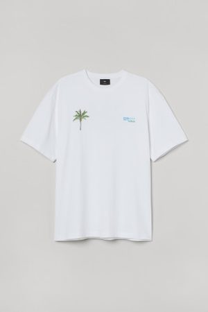 H&M T-shirt COOLMAX® Relaxed Fit