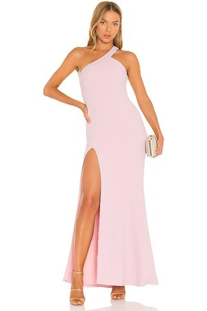 NBD Evan Gown in - Pink. Size L (also in XXS, XS, S, M, XL).