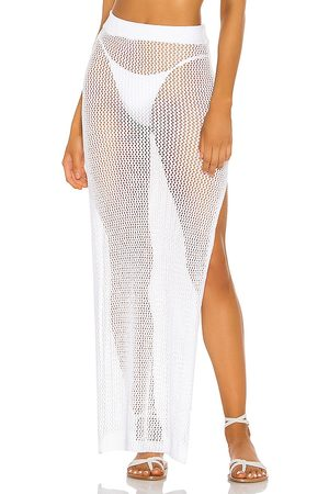superdown Yael Knit Maxi Skirt in - . Size L (also in XS, S, M).