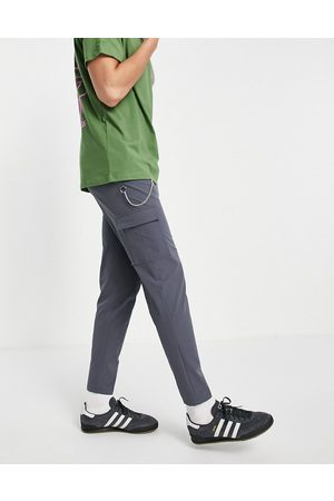 Mauvais Cargo trousers in blue
