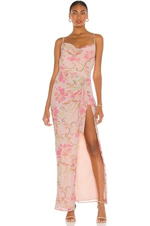 Katie May So Juicy Gown in - Blush. Size L (also in XS, S, M).