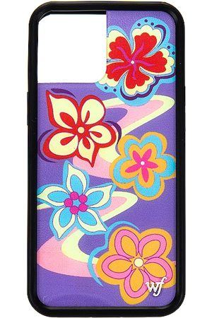 Wildflower IPhone 12 Pro Max Case in - Purple. Size all.