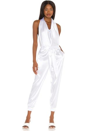 LnA X REVOLVE Open Back Jumpsuit in - . Size L (also in XS, S, M).