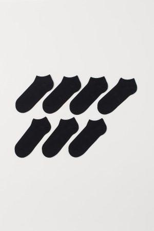 H&M Meias curtas, pack de 7