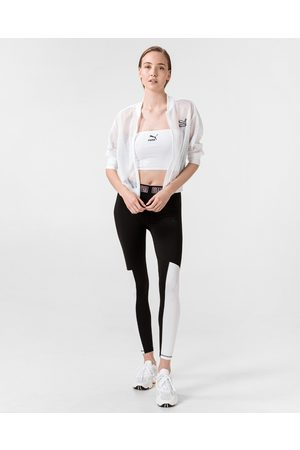 PUMA Senhora T-shirts & Manga Curta - Top White