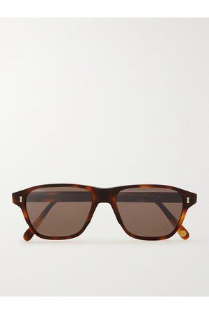 CUBITTS Homem Óculos de Sol - Chalton Square-Frame Acetate Sunglasses