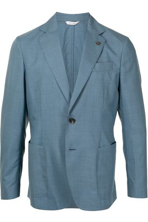 COLOMBO Homem Blazers - Single-breasted fitted blazer