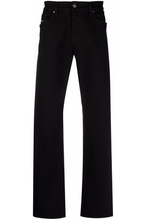 Diesel D-Mihtry mid-rise straight-leg jeans