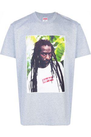 Supreme Homem T-shirts & Manga Curta - Buju Banton T-shirt
