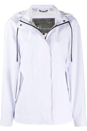 Moose Knuckles Senhora Jaquetas - Hooded sports jacket