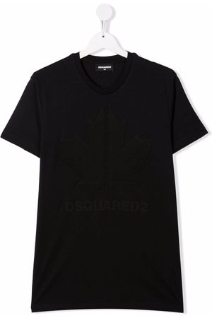 Dsquared2 Crew-neck fitted T-shirt