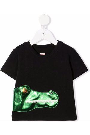 Wauw Capow by Bangbang Bebé T-shirts & Manga Curta - Nakaru crocodile T-shirt