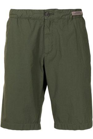 Paul & Shark Homem Calções - Knee-length chino shorts