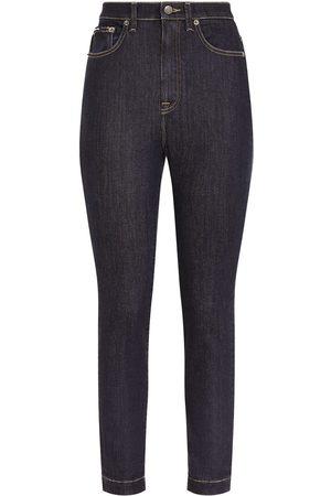 Dolce & Gabbana Cropped skinny jeans