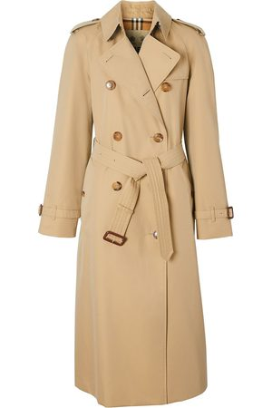 Burberry Waterloo Heritage long trench coat