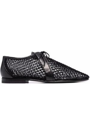Saint Laurent Timothee mesh shoes