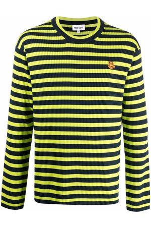 Kenzo Horizontal-stripe jumper