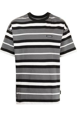 Izzue X Neighborhood triple stripe T-shirt