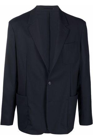 Paul Smith Darted single-breast wool blazer