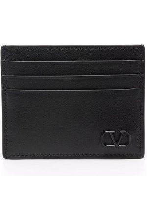 Valentino Garavani Vlogo plaque cardholder