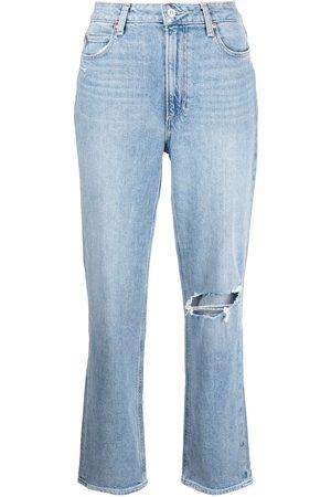 Paige Noella high-waist straight leg jeans