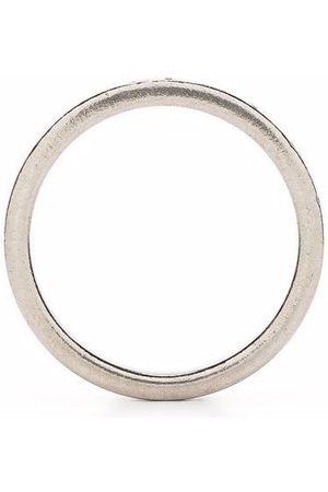 Maison Margiela Homem Brincos - Engraved number single earring
