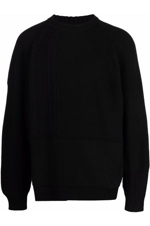 Barrie Knitted pullover jumper