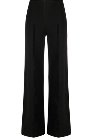 AZ FACTORY SuperTech-SuperChic wide-leg trousers