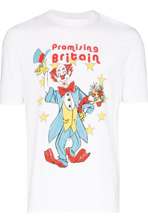 Martine Rose Slogan print T-shirt
