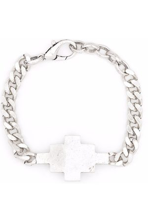 Marcelo Burlon County of Milan Cross chain bracelet