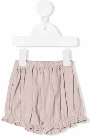 KNOT Flora baby shorts