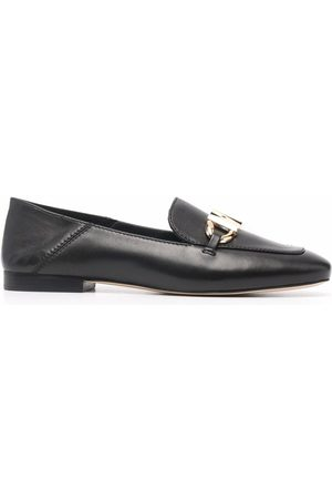 Michael Kors Izzy leather loafers