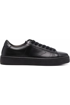 Kenzo Leather lace-up trainers