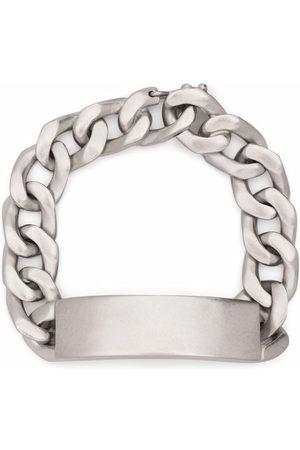 Maison Margiela Homem Pulseiras - Chain ID bracelet